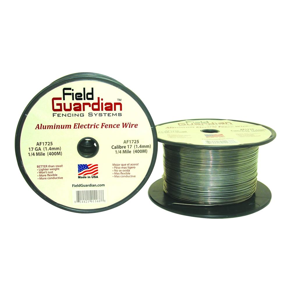 1,320' x 17 GA. Aluminum Wire
