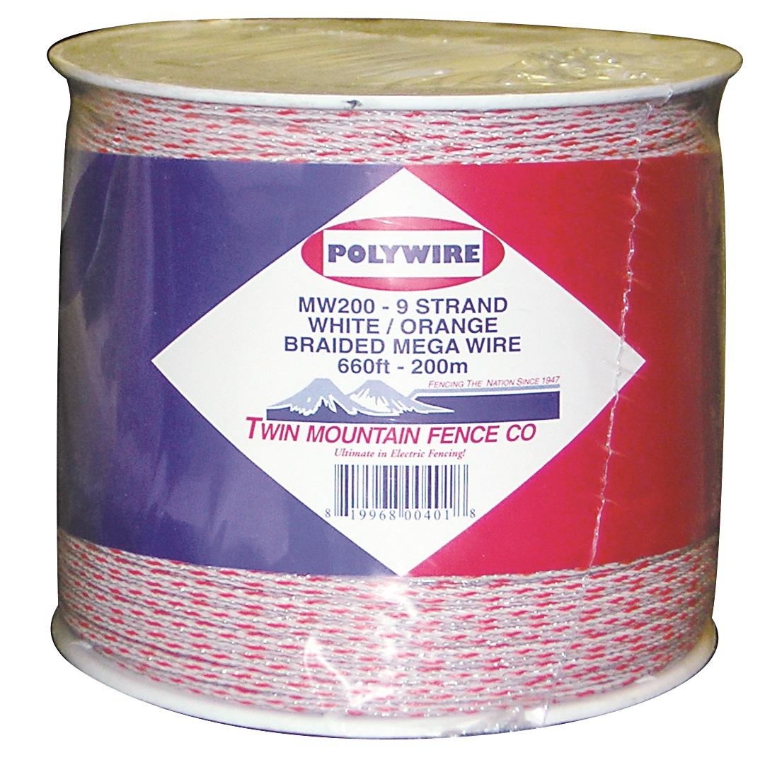 660' Braided Mega Wire