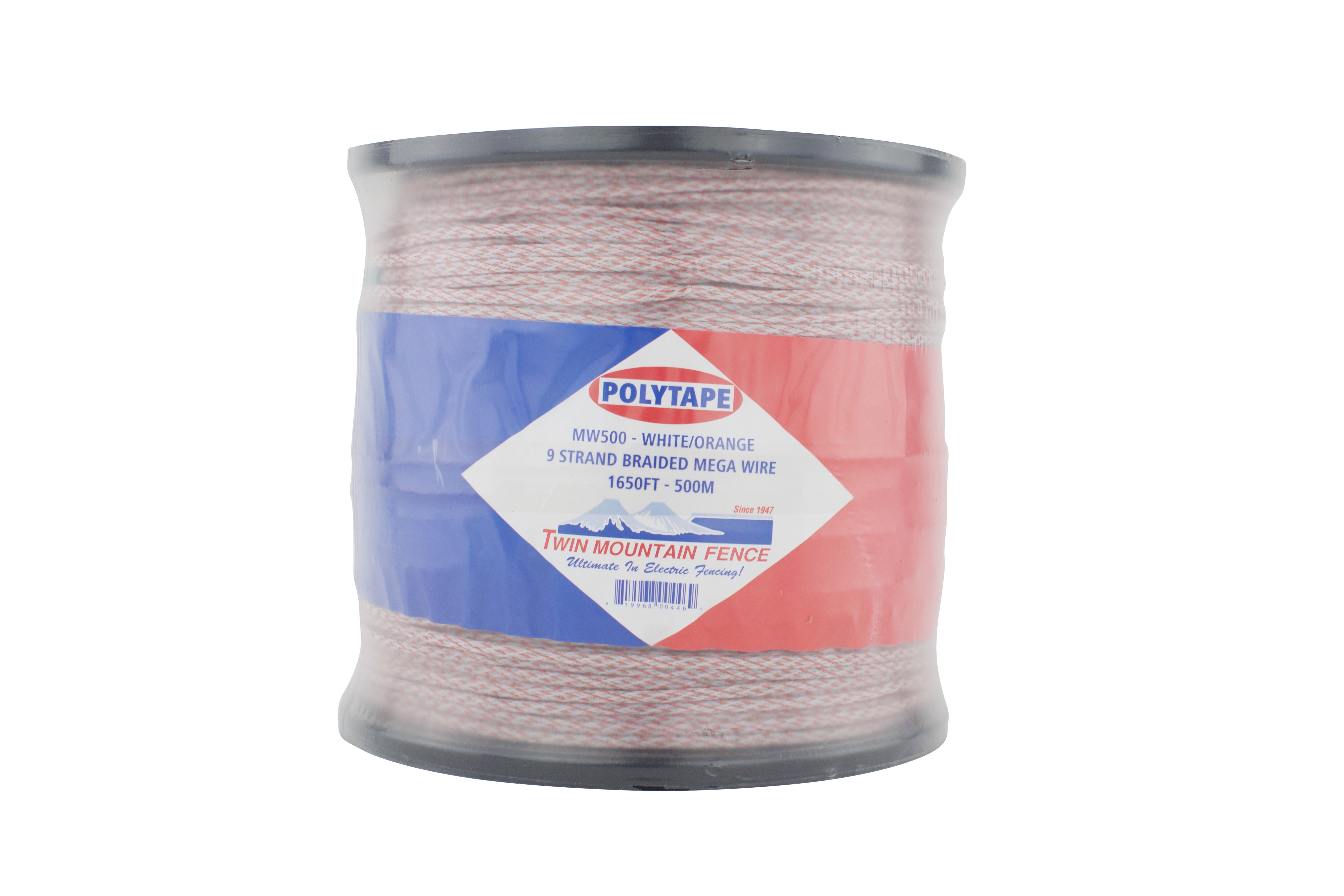 1,650' Braided Mega Wire