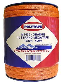 1,320' Mega Tape - Orange