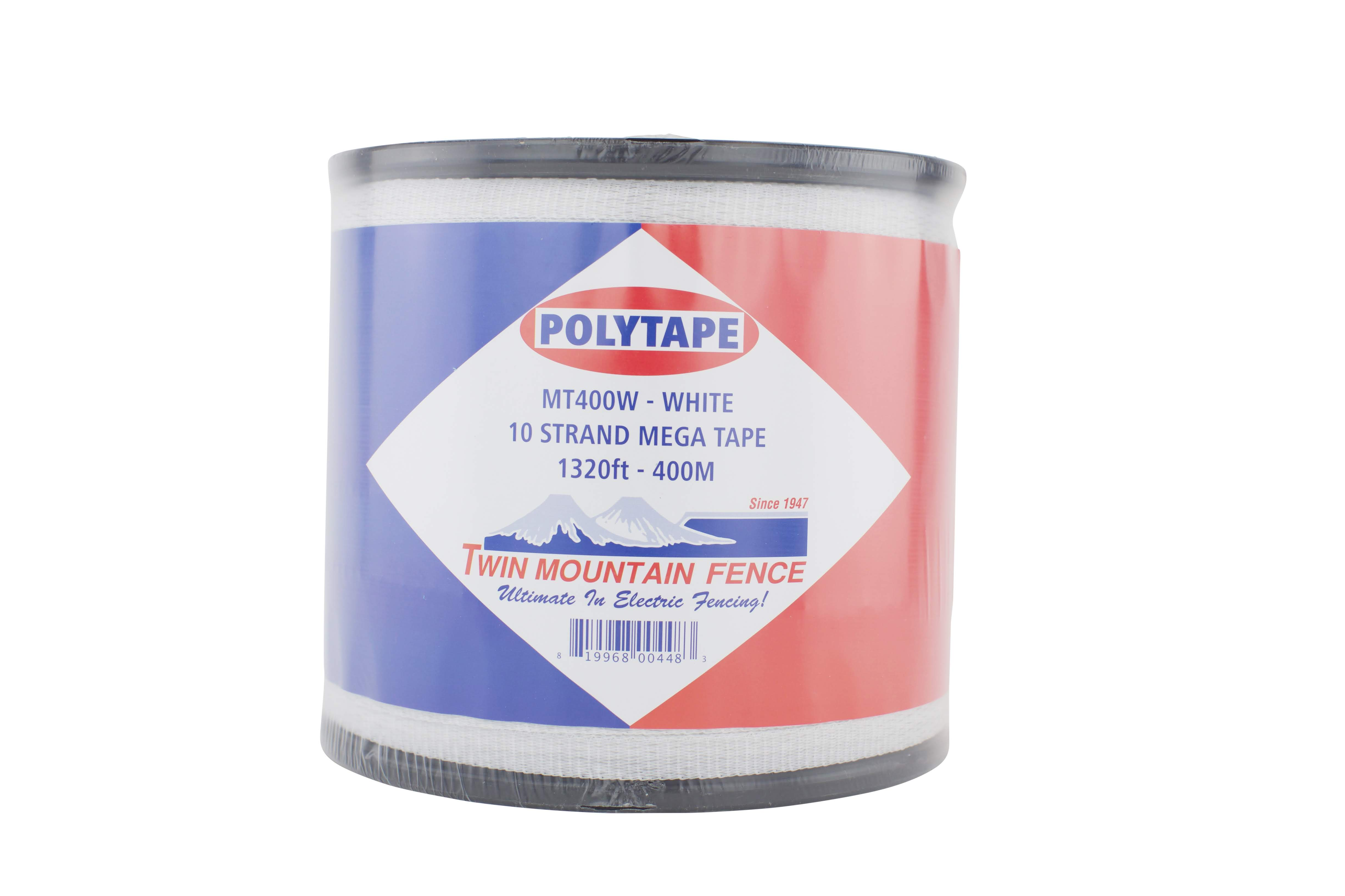 1,320' Mega Tape - White