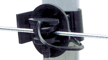 H.D. T-Post PinLock Insulator