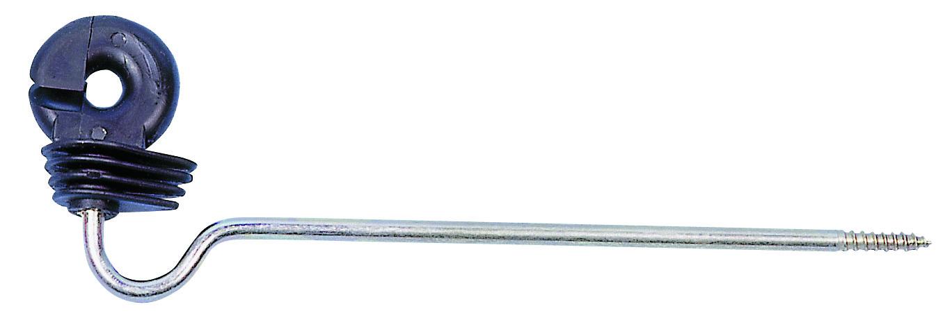 Wood Post Ring-Type Insulator w/ Extender