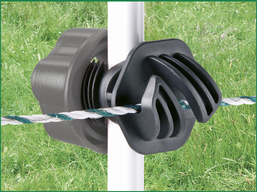 Rod Post Screw-On Insulator