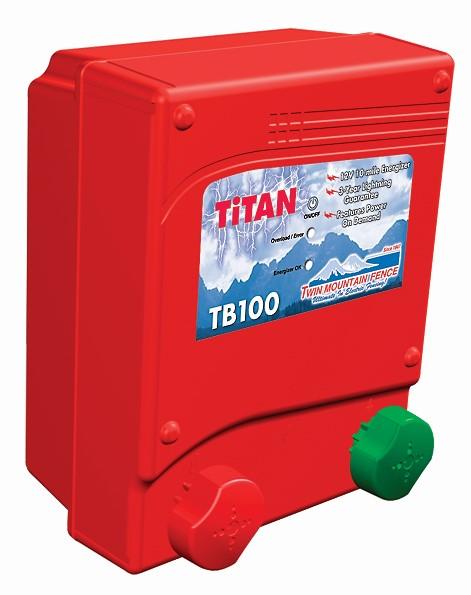 TiTan TB100 Battery Energizer