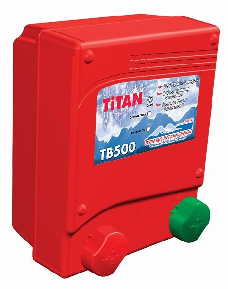 TiTan TB500 Battery Energizer