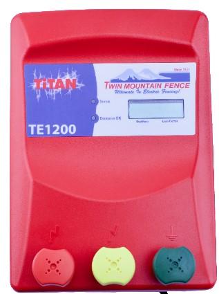 TiTan TE1200 Electric Energizer