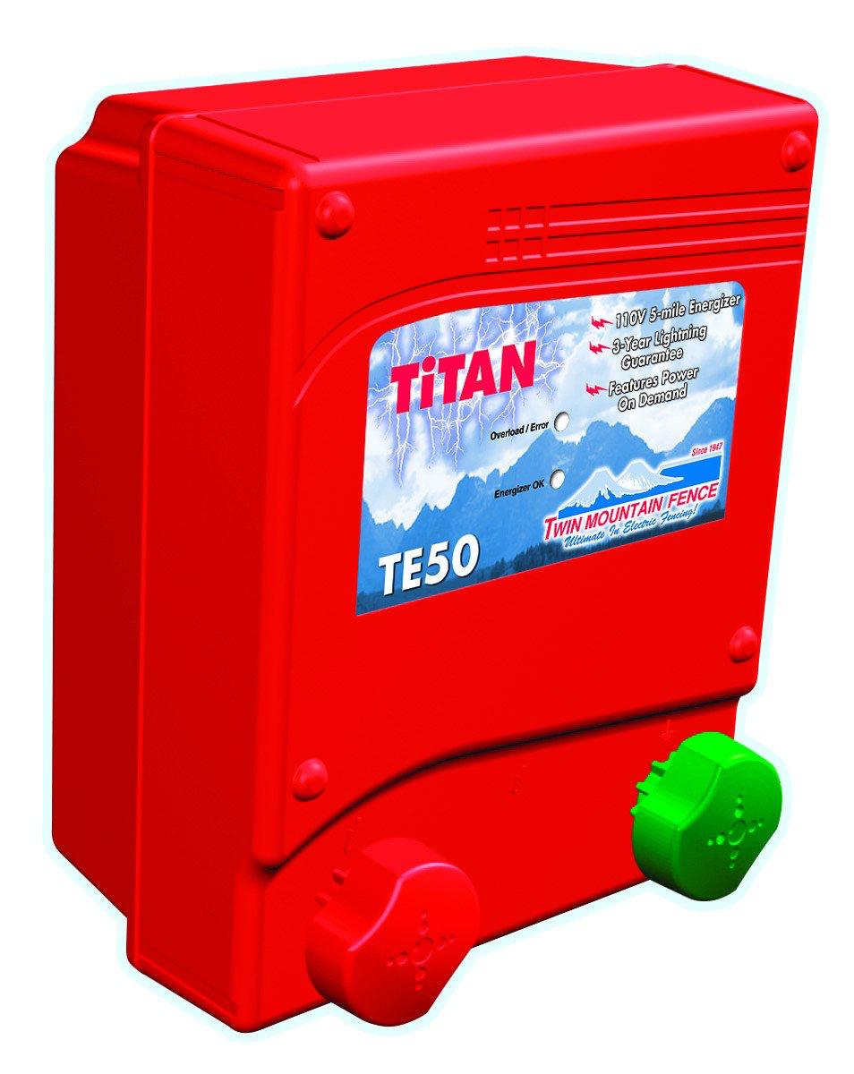 TiTan TE50 Electric Energizer