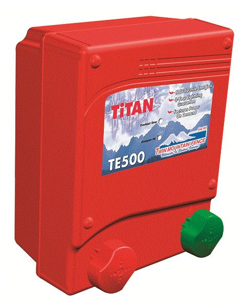 TiTan TE500 Electric Energizer