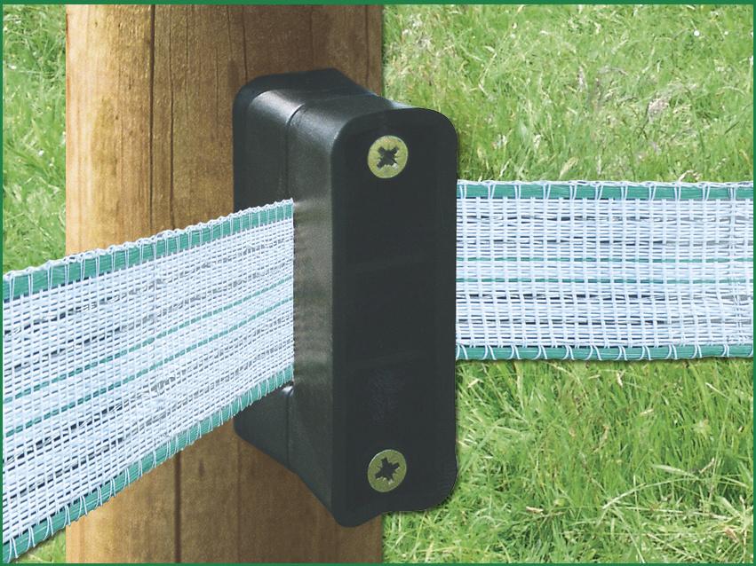Wide Tape Corner Insulator