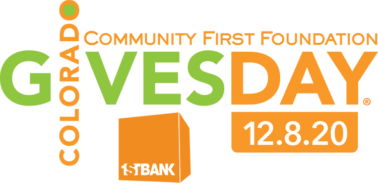 Colorado Gives Day Community First Foundation. 12-8-20