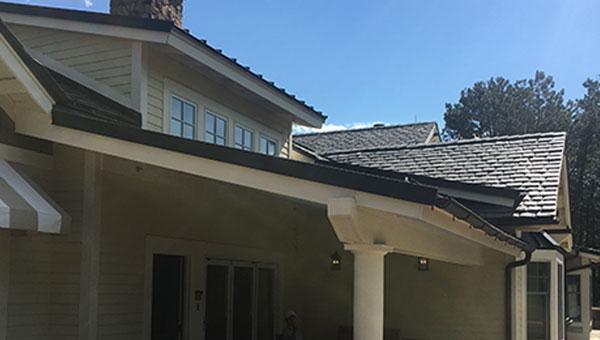 Composite Shingle Roofs