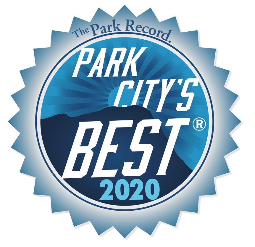 Awarded Park City's Best 2020