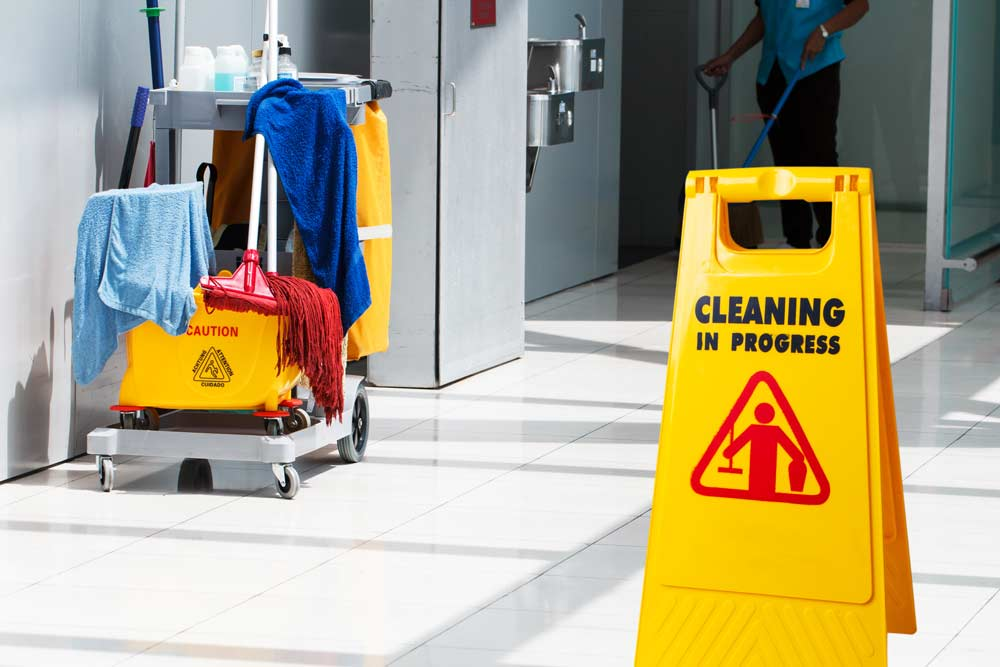Janitorial services in Rome & Cartersville, GA