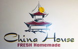 China house logo with link to store detail page