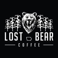 Lost Bear Coffee logo with link to store directory