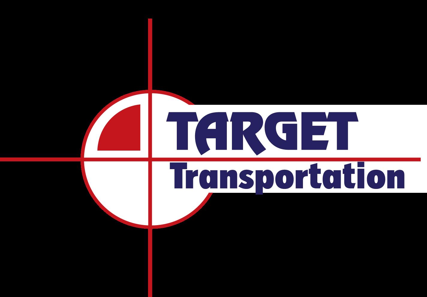 Target Transportation Icon