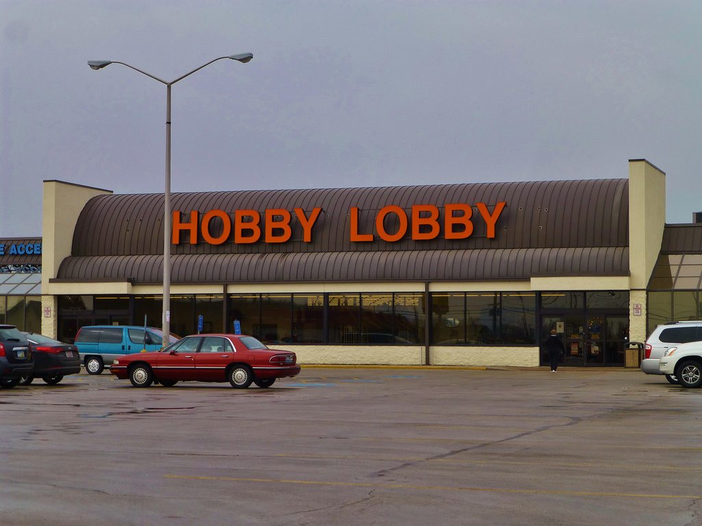 America's Ugly Strip Malls Were Caused By Government Regulation