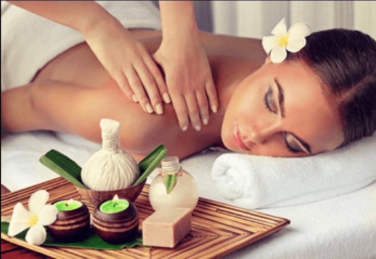 Les massages