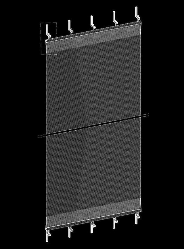 i-mesh panel