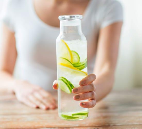 Water drinken zonder plastic