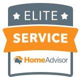 Sky Power Wash were awarded the Elite Service award from Home Advisor