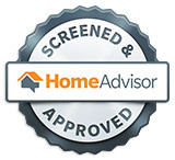 Sky Power Wash are screened & approved by Home Advisor
