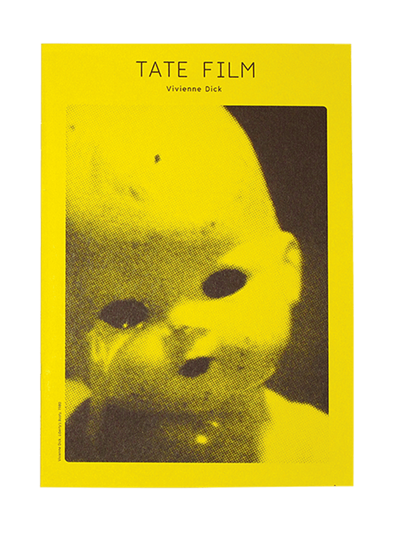Tate Film - Season identity and design