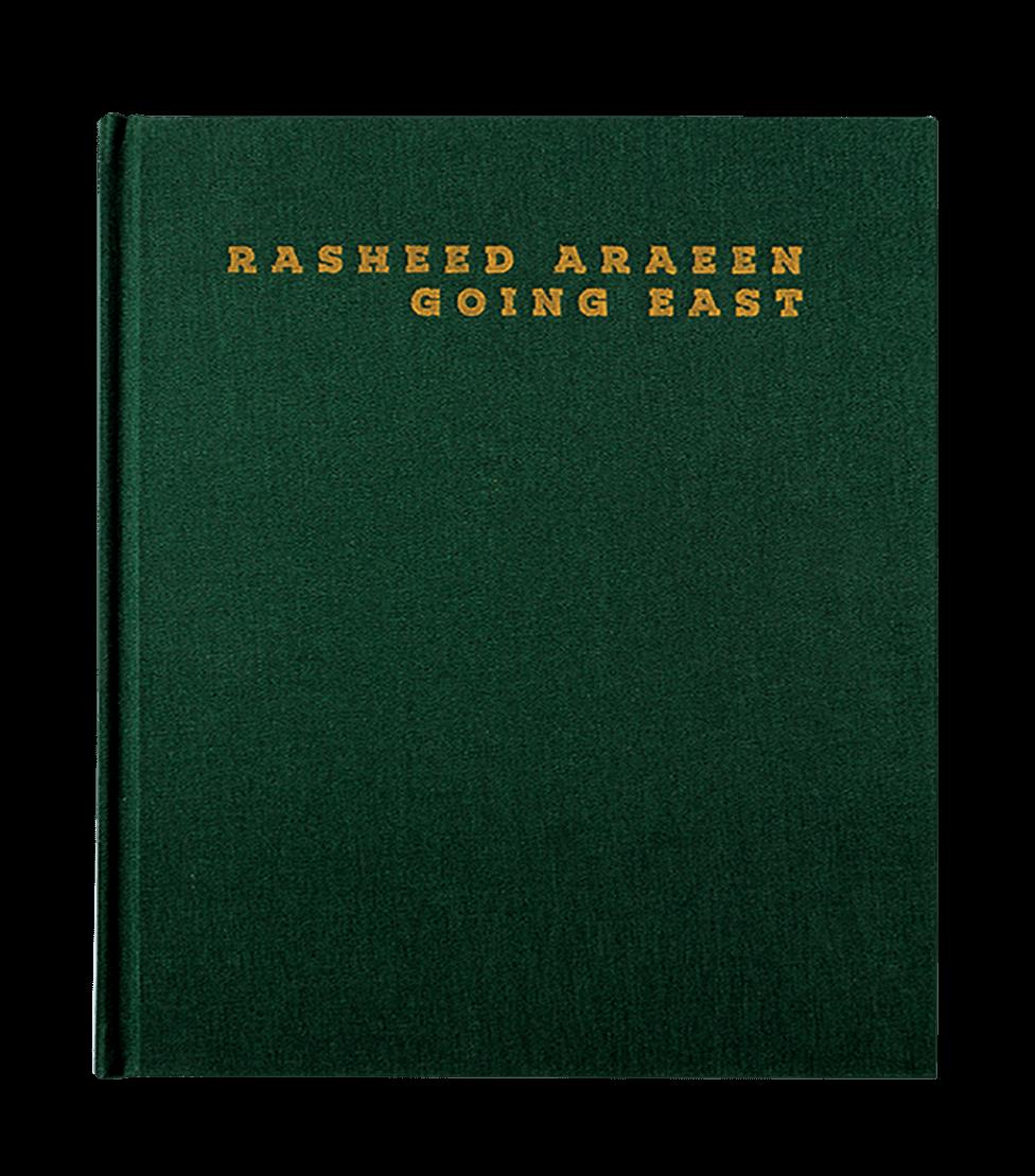Rasheed Araeen - Catalogue and exhibition branding