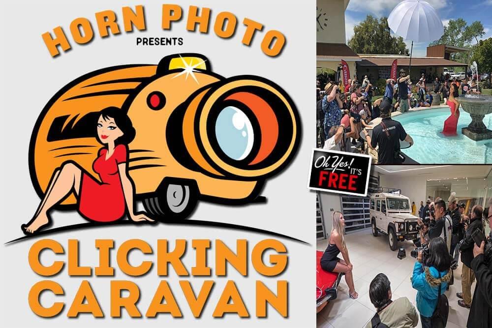 clicking caravan