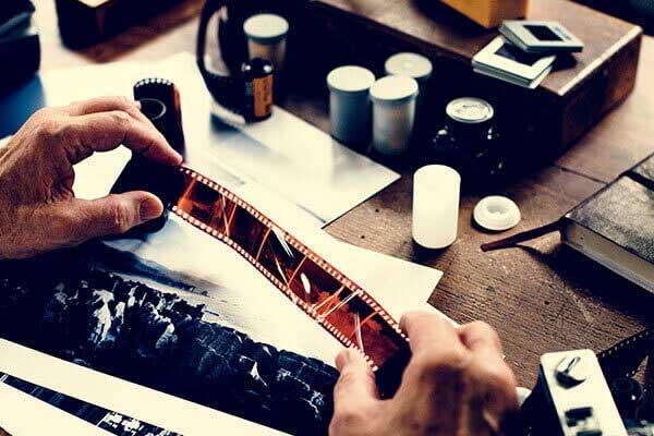 film developing image