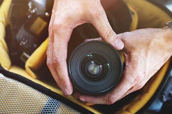 cameras, lenses & gear