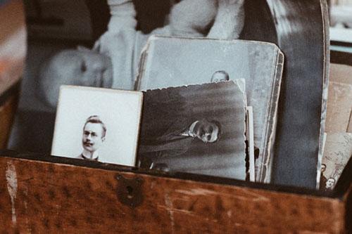 retouching & restoration image