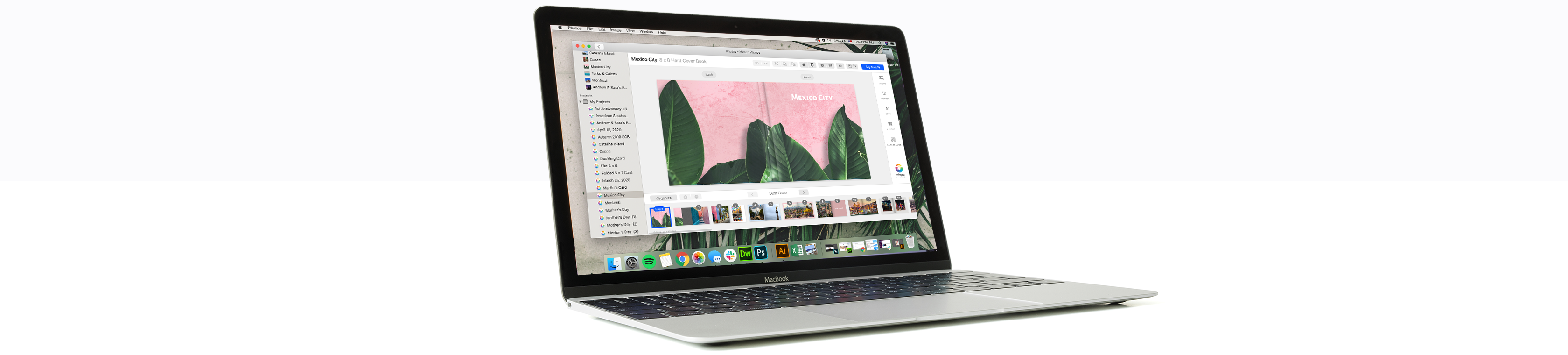 Get started creating printed photo products with Mimeo Photos on your Mac or from any browser