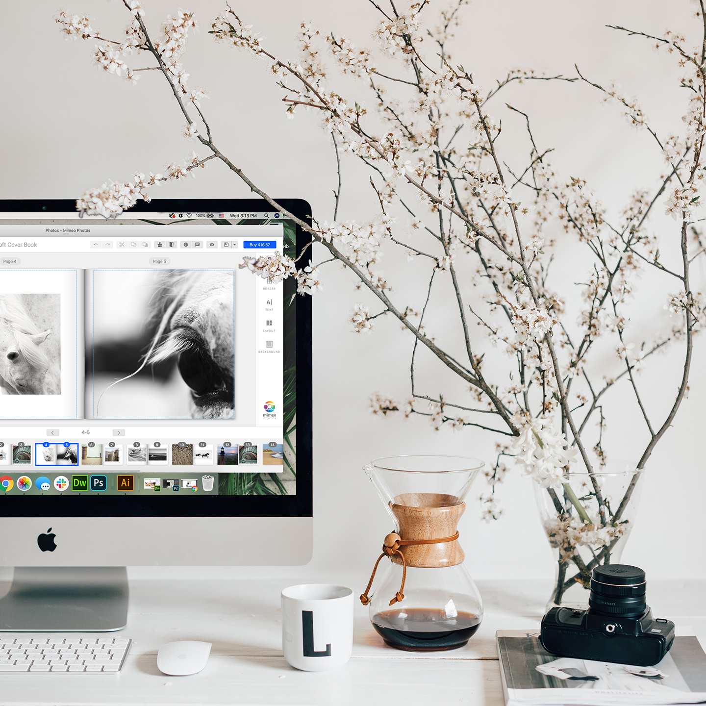 Download Mimeo Photos to Your Mac