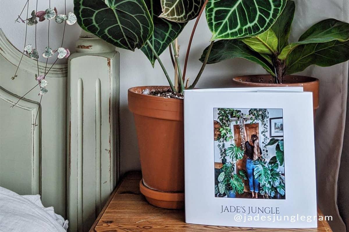 Make a photobook like @jadesjunglegram using Mimeo Photos