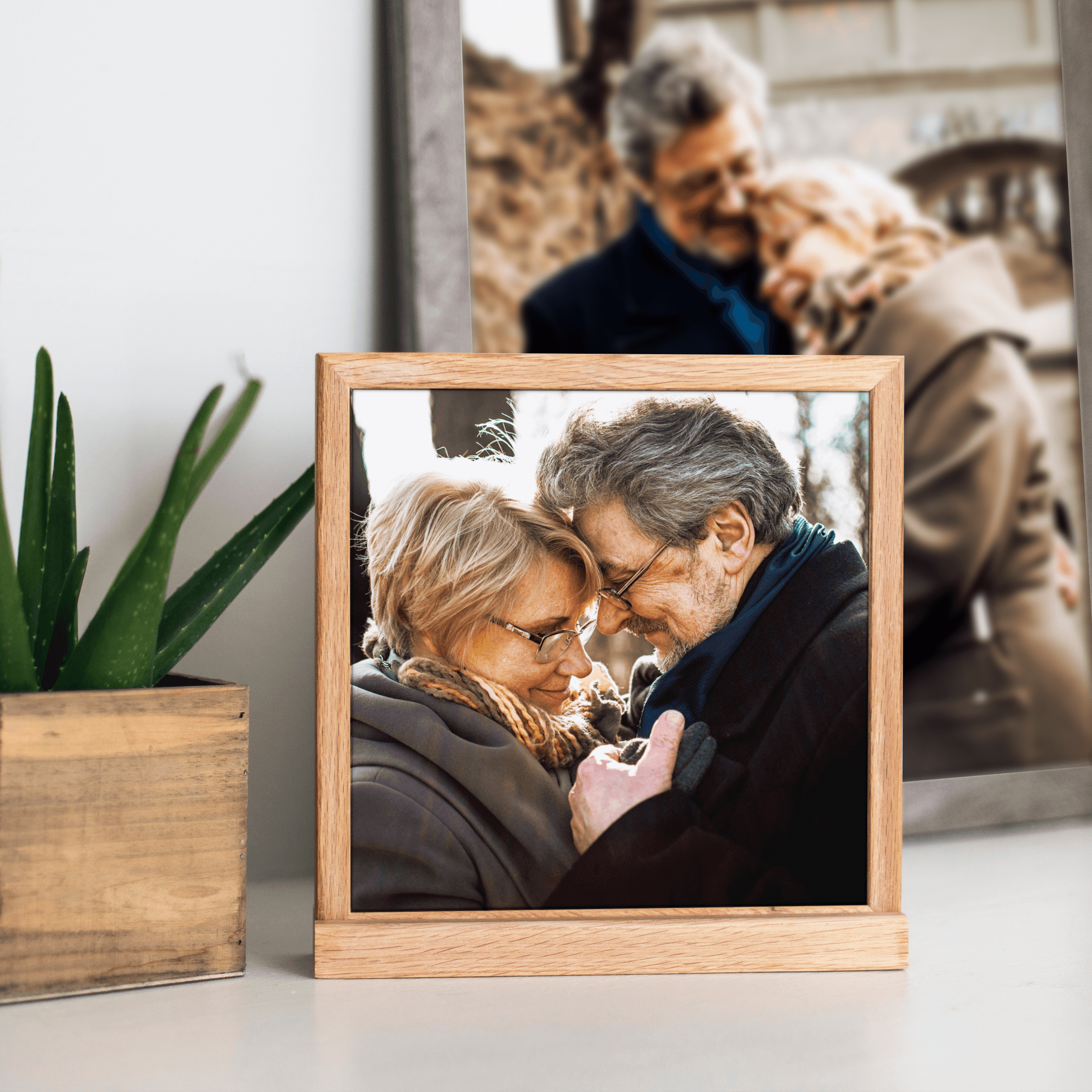 Photo prints are perfect for stocking stuffers