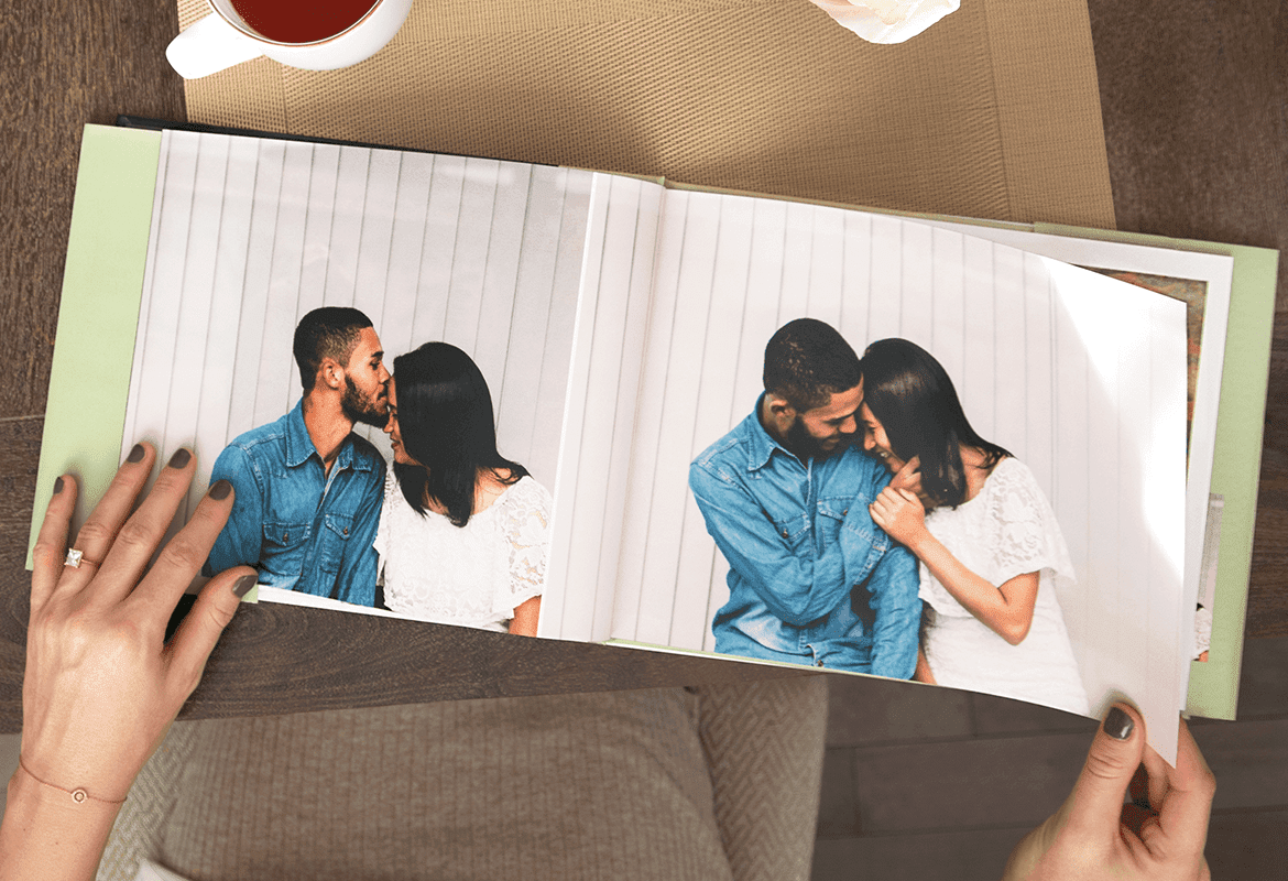 Give a photo book as your gift this year