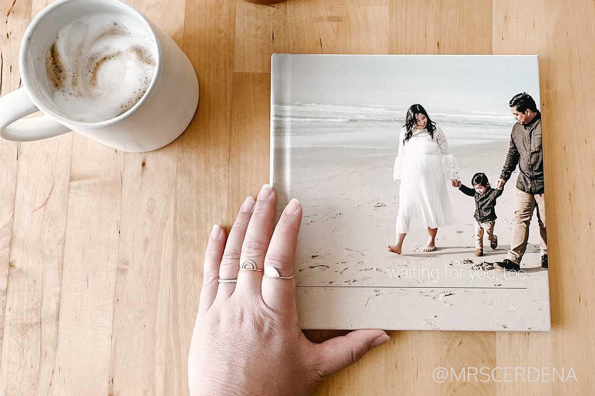 Make a photobook like @mrscerdena using Mimeo Photos