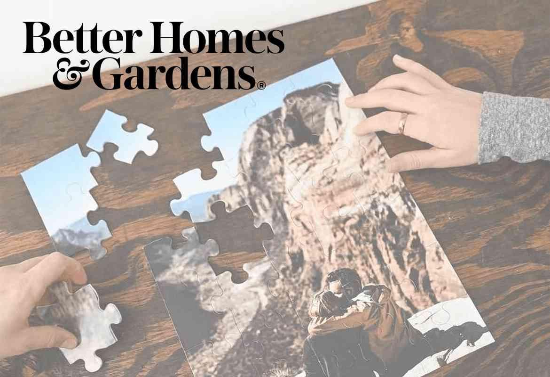 Mimeo Photos in Better Home & Gardens