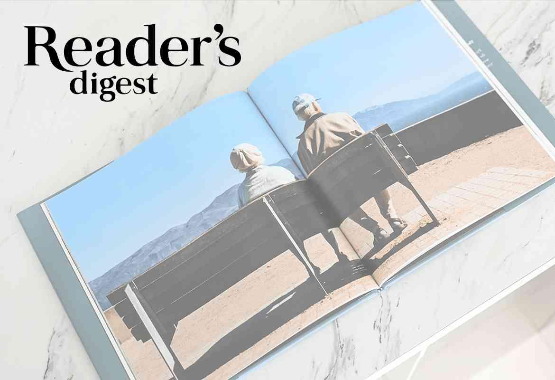 Mimeo Photos in Reader's Digest