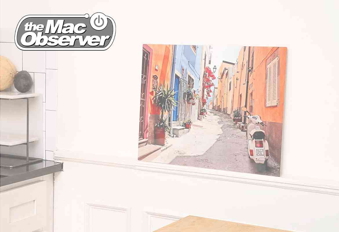 Mimeo Photos in the Mac Observer