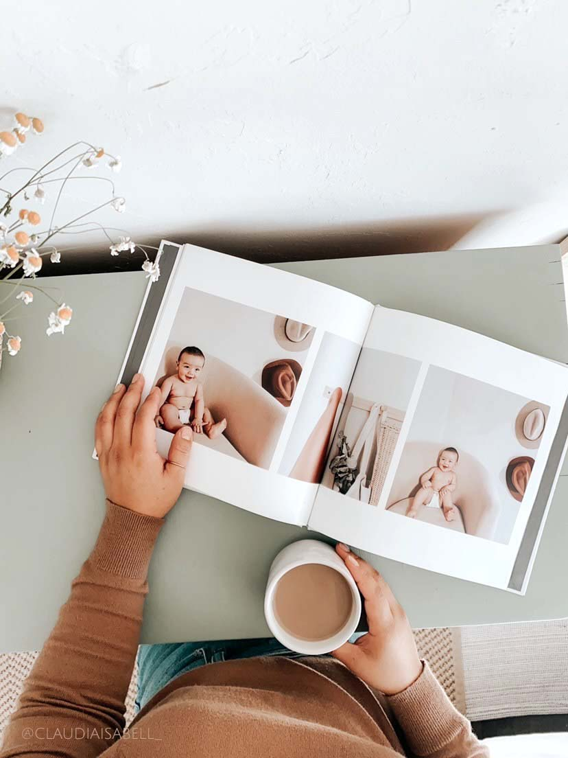 Photo books and other items are carefully handcrafted by our team of photo associates