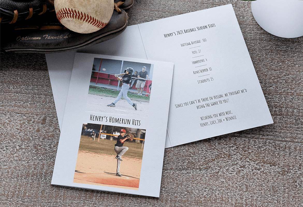 Send a personalized Father's Day greeting card