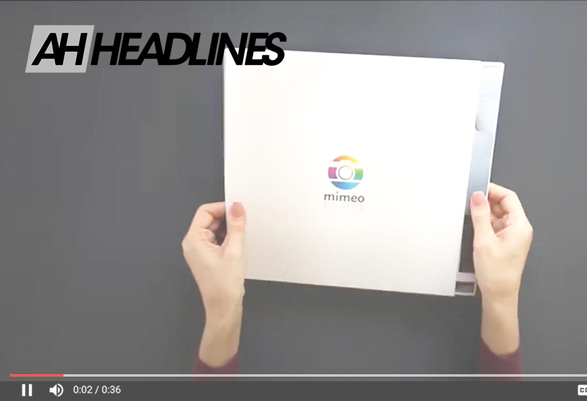 Mimeo Photos featured in Android Headlines