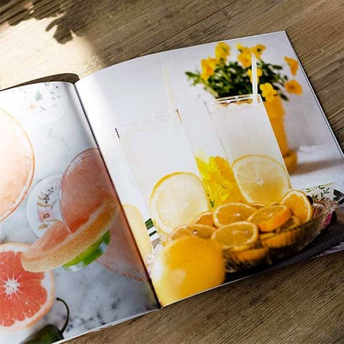 Make a custom softcover photo book using your own pictures