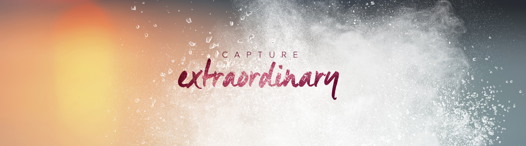 Capture Extraordinary