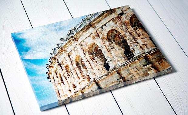 Photo acryliques & aluminum brossé