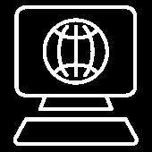 GMA landing page development icon