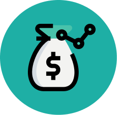 plan and budget icon